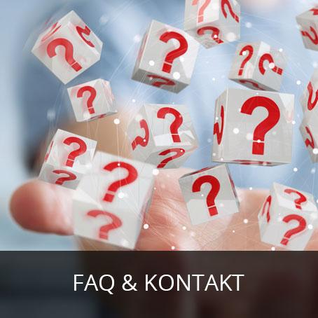 FAQ & Kontakt